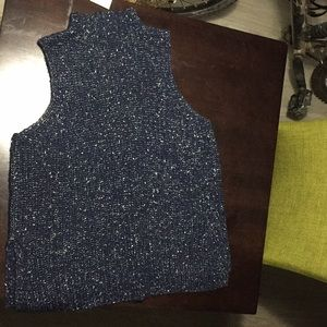 Kensie sleeveless sweater. Brand new with tags.